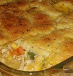 Chk bisquit casserole