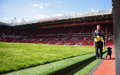 Old Trafford evacuated for United's final home game of the season