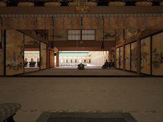 Edo Edo Edo castillo y Honmaru Goten Japanese Culture, Japanese Art, Japanese Castle, Japanese Interior, Restoration, Past, Scene, Architecture, Image