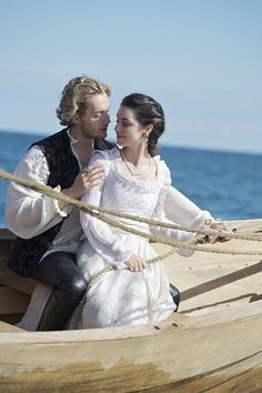 Still of Toby Regbo and Adelaide Kane in Reign (2013)