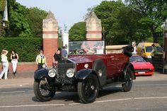 Rolls-Royce Twenty (1924)