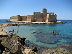 Le Castella, Calabria
