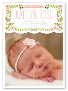 English Garden Girl 5x7 Stationery Card by Stacy Claire Boyd | Shutterfly