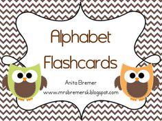 owl flashcards - Google Search