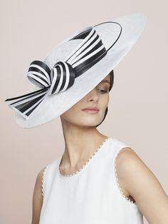 Juliette Botterill Millinery Wide-brim Hat c1ddeb64d2a7