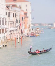 Dream vacation   Venice, Italy.