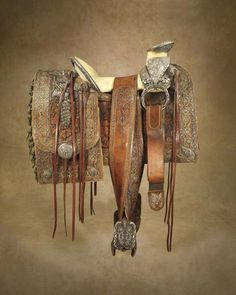 1870s Mexican Saddle