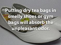 Who knew? This may be necessary for some of those smelly jazz and tap shoes! http://www.chosendanceacademy.com
