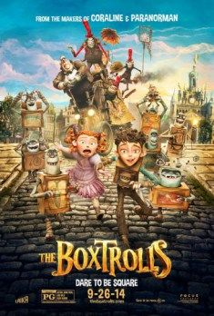 The Boxtrolls (2014) Review