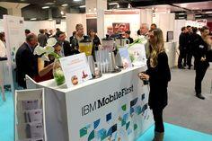 Village IBM #Mobilefirst : Animation Smoothie !