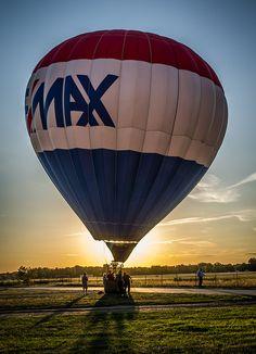 RE/MAX of Midland Balloon Festival 2012