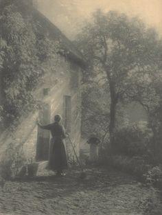 Wystawa klasyka fotografii XX wieku w Centrum Kultury Zamek. Jan Bulhak  (Polish, 1870–1950)