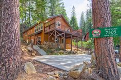 Bear's Den - #Yosemite Lodging