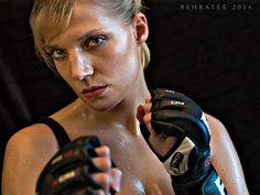 Die Boxerin