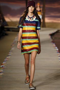 Tommy Hilfiger Spring 2016 Ready-to-Wear Fashion Show - Tami Williams