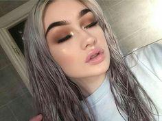 baddie makeup – Hair and beauty tips, tricks and tutorials Dope Makeup, Baddie Makeup, Glam Makeup, Pretty Makeup, Skin Makeup, Makeup Inspo, Makeup Art, Makeup Inspiration, Beauty Makeup