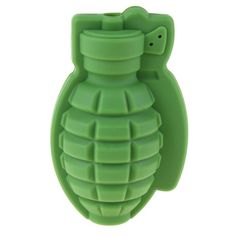 Whiskey drink Ice - Grenade Shape Ice Cube Mold Tray Ice Cream Maker Party Bar Drinks Whiskey Wine Ice Maker Silicone Mould A Great Gift For Men.