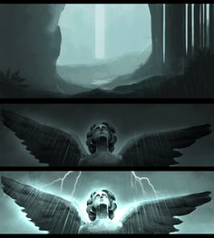 #13 #angel #rain #angelwings #brush #comic #conceptart #conceptdesign #digitalpainting #drawing #environment #graphicnovel #horror #island #landscape #mystery #november #page #painting #photoshop #preview #project #rainynight #sarah #sketchoftheday #storm #storytelling #summers #wacomtablet #webcomic #winter #effectphotoshop #environmentconcept #conceptartcharacter #art