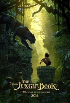 The Jungle Book - Movie Posters