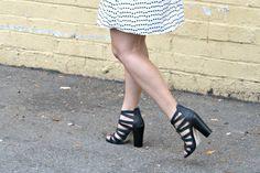 tri(angles) @shoedazzle Londyn Heels
