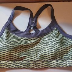 Avia Intimates & Sleepwear - Avia striped sports bra