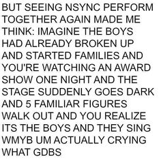 This is how i felt last night when nsync got on stage!! brought me back to my middle school days!!! #oldlady