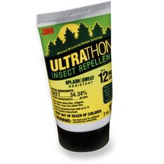 Best bug repellant. Just make sure it's compatible with the material your gear.  3M UltraThon Insect Repellent - 34 Percent DEET - 2 fl. oz.