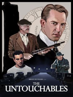 ArtStation - The Untouchables, Roby Amor