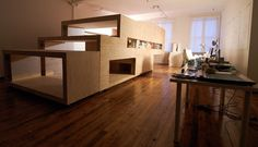 ShowCase: Briefcase House | Features | Archinect