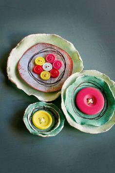 1 Product 3 ways: Prima Lollipop Fabric Flowers - Two Peas