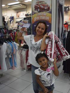 Ganhadoras compra premiada das Lojas By Express em São Luiz/MA