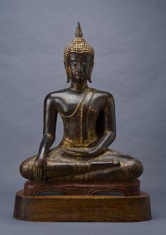 Buddha Thailand, Sukhothai 15th century Buddha ♨️ :More At FOSTERGINGER At Pinterest ♨️