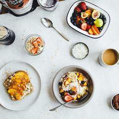 Three Delicious Ways to Eat Muesli