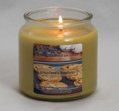 We think the sweet cinnamon-y smell of #GrandmasKitchen will get you ready for Thanksgiving this upcoming week :)