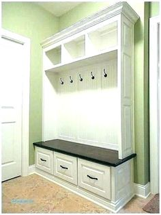 mudroom bench ikea w hall tree benches small storage and nightstands with bedrooms sets hallway hooks shoe rack entryway intended for wood white diy