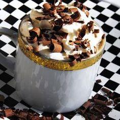 Cafe Latte Milkshake Allrecipes.com