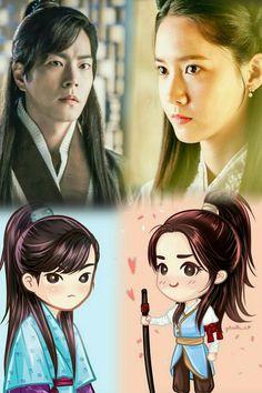 The King Loves Yoona Drama, Hong Jong Hyun, Gods Timing, Hani, Jonghyun, Snsd, Dramas, Films, Cartoon