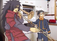 When Hashirama isn't home.. by miimiiakatsuki.deviantart.com on @DeviantArt