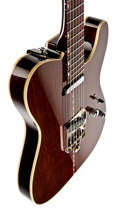 Suhr custom T style electric guitar, 2013 Collection - #13