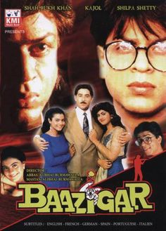 Baazigar :) I hated the ending!!