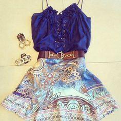 Lindo Vestido Casual de Verão Patchwork Em Cetim de Alças