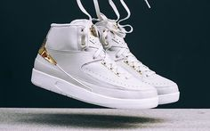 innovative design 5b67d ebce4 Basket Nike Air Jordan 2 Retro Quai 54 2016 (1)