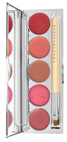 Chantecaille 'Les Sorbets' Lip Gloss Palette http://rstyle.me/n/ghdvhnyg6