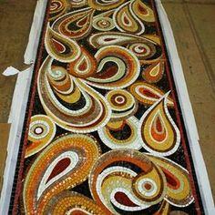 By Harun Elbuken #mosaic #mosaico
