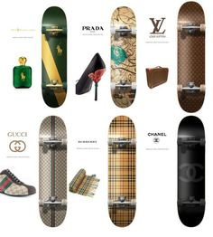 #Skateboard #Luxury #Lifestyle #Fashion #Art