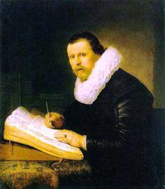 Rembrandt - A Scholar - 1631
