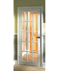 Balmoral 15 Light Glazed Internal Door - 762mm wide