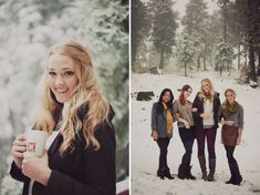 Bachelorette Party in the Snow!