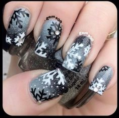 Ok great Colour and a different take on the seasonal snow ❄️ flake theme