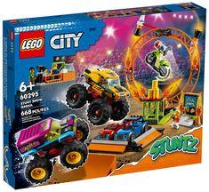 Lego City, Stunts, Waterfalls